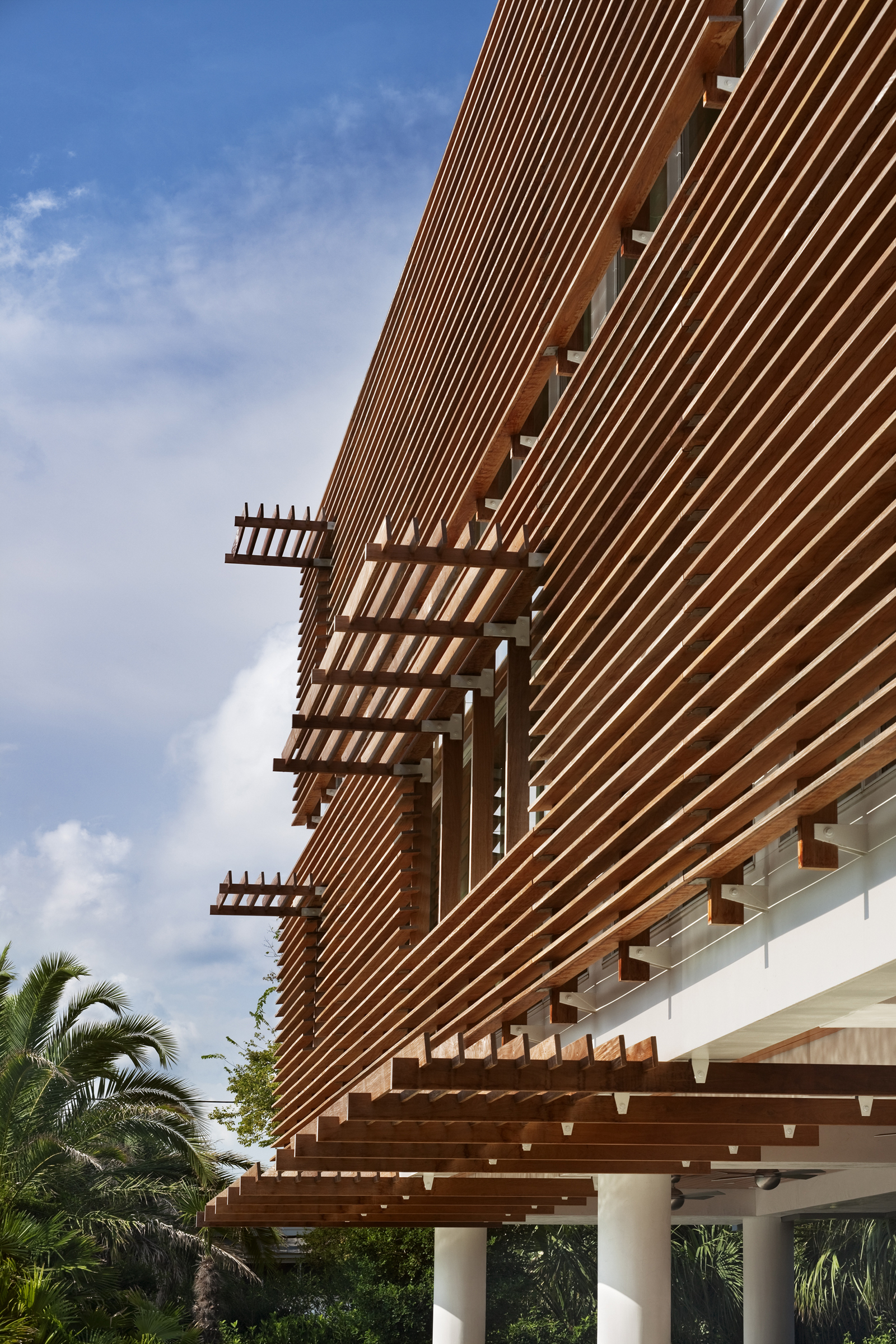 Stephen Yablon Architecture Guest Pavilion