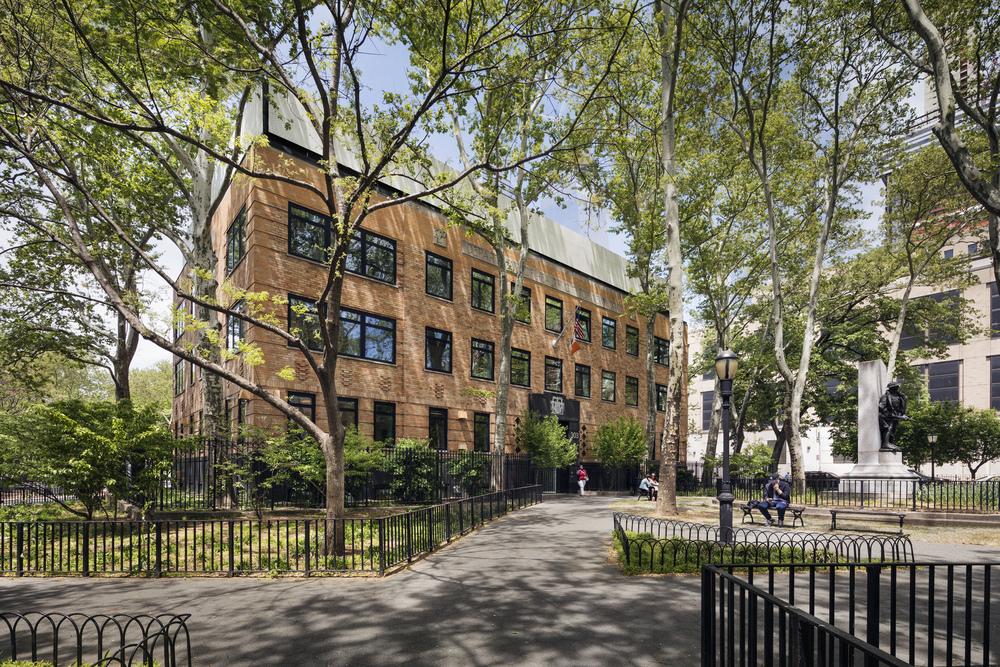 Stephen Yablon Architecture Chelsea District Health Center